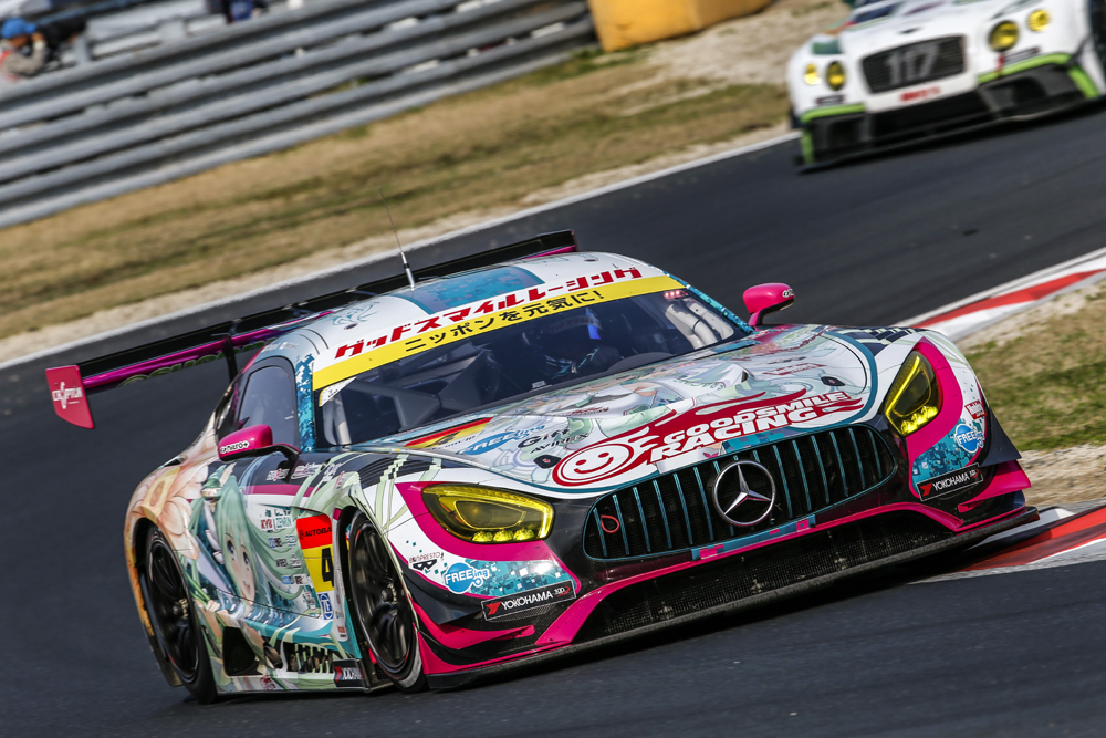 Suzuka super gt 1 - 2 1