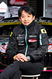 Team Manager, Ukyo Katayama
