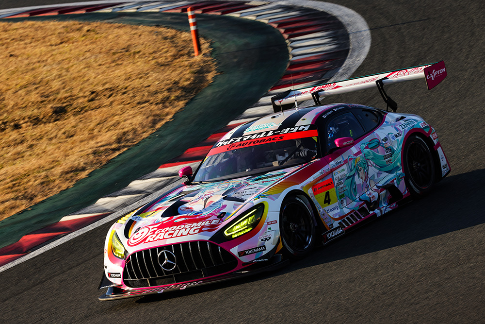 Mercedes-AMG GT3 Time Trial Challenge